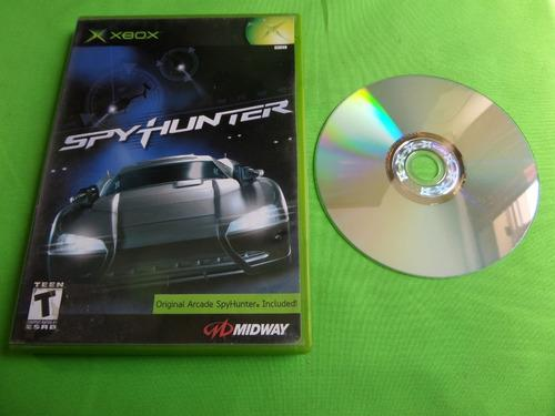Video Juego Original Spy Hunter Xbox Clasico