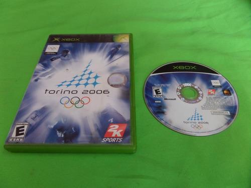 Video Juego Original Torino 2006 Xbox Clasico
