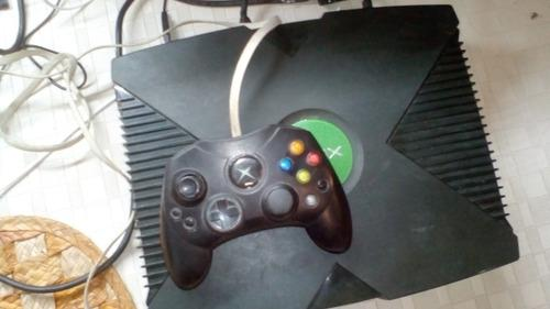 Xbox Clasico Disco Duro 120gb Con Juegos De Xbox