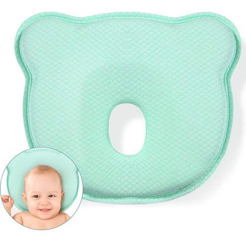 Almohada Para Bebé Recién Nacido, Diseño De Oso