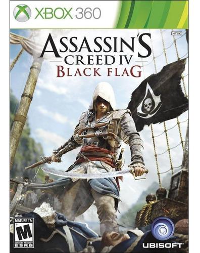 Assassins Creed 4 Black Flag Bc 360