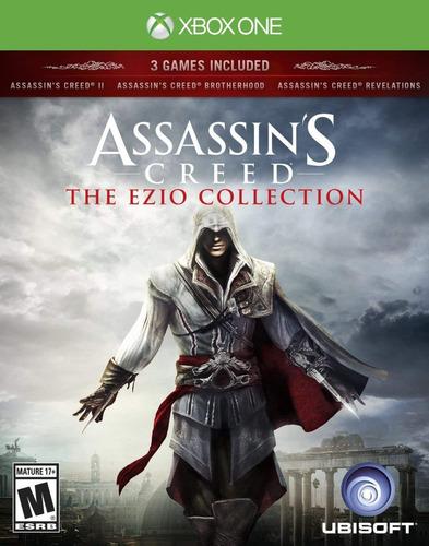 Assassin's Creed The Ezio Collection Español Xbox1 Nuevo