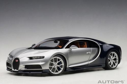 Bugatti Chiron  A Escala De Colección