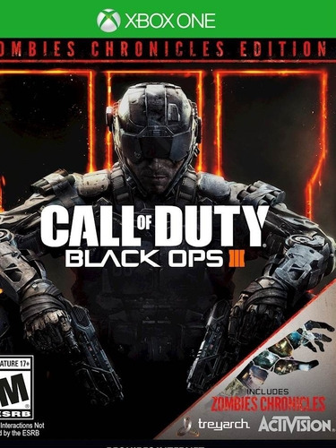 Call Of Duty Black Ops 3 Chronicles Zombies