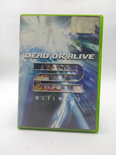 Dead Or Alive 2 Xbox Clásico En Gordito Coleccionables