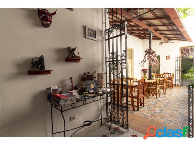 Hotel en venta en el Centro de Mérida Yucatan