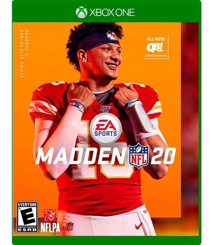 ..:: Madden Nfl 20 De One::.. En Gamecenter Envio Inmediato