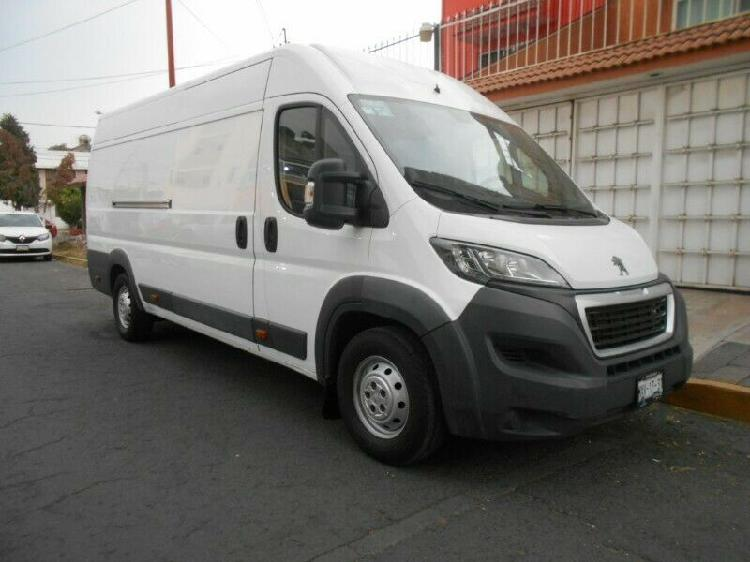 Camioneta PEUGEOT MANAGER Cargo Van Diesel, Mod. 2016