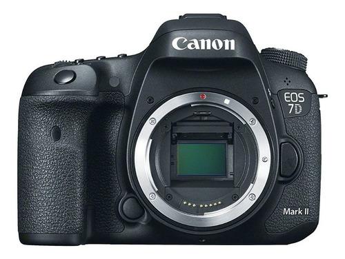 Cámara Canon Eos 7d Mark Ii (solo Cuerpo) - 20 Mpx Full Hd