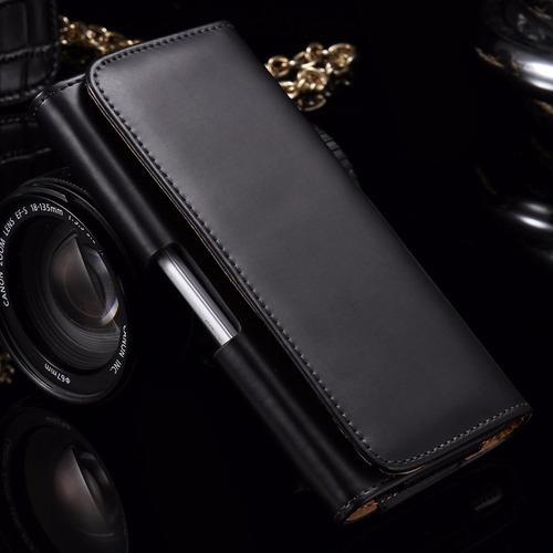 Funda Clip Cinturon De Lujo Para Huawei P20 Pro
