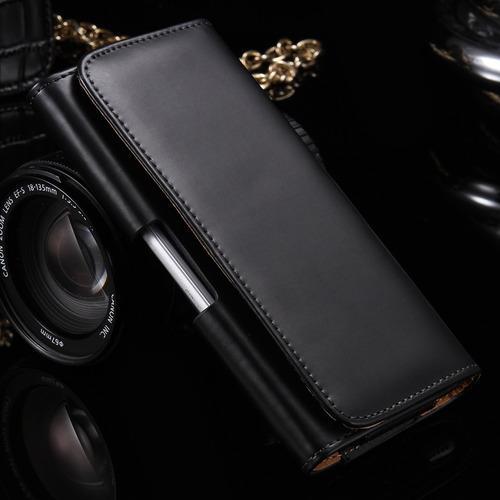 Funda Clip Cinturon De Lujo Para Huawei P30 Lite