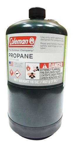 Gas Propano 465 G Ancho 5103a164t Marca Coleman
