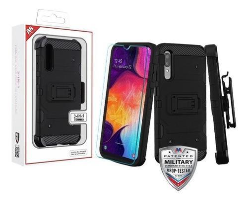 Samsung Galaxy A50/a30s Clip De Uso Rudo Marca Mybat Resiste