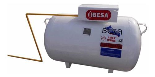 Tanque Estacionario De 300 Lts Con Instalacion