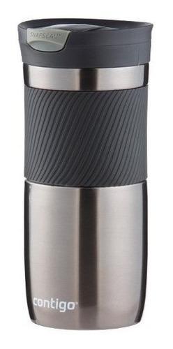 Termo Acero Inox Sistema Snapseal Byron 473 Ml Contigo