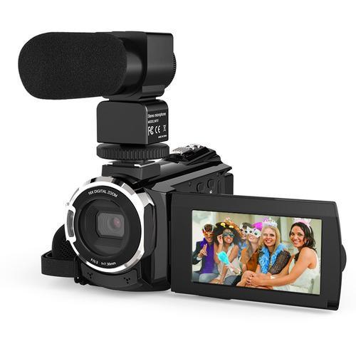 Andoer 4k 1080p Grabador De Cámara De Video Digital Wifi