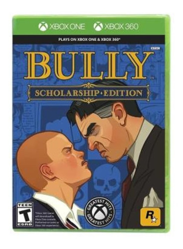 Bully Scholarship Edition Xbox One/360 Nuevo