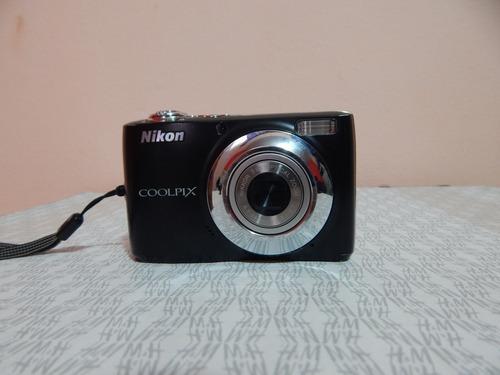 Camara Digital Nikon Coolpix L22 12.1 Mpx 3,6x Zoom C/estuch