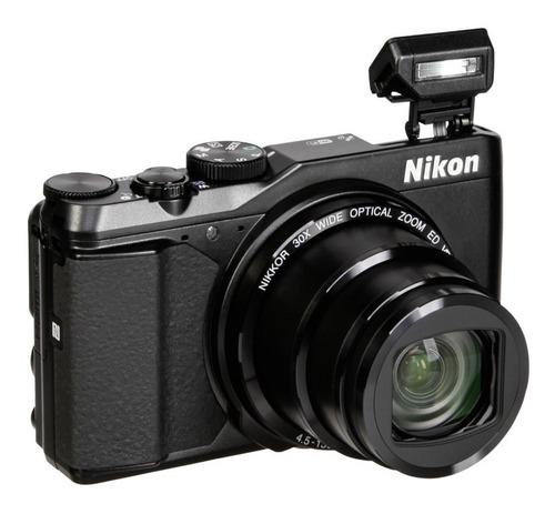 Camara Digital Nikon Coolpix S9900 Envio Gratis Impecable!