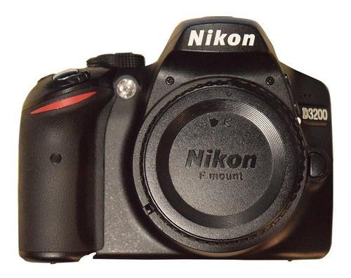 Camara Profesional Nikon D3200 (solo Cuerpo) Aprovecha Msi