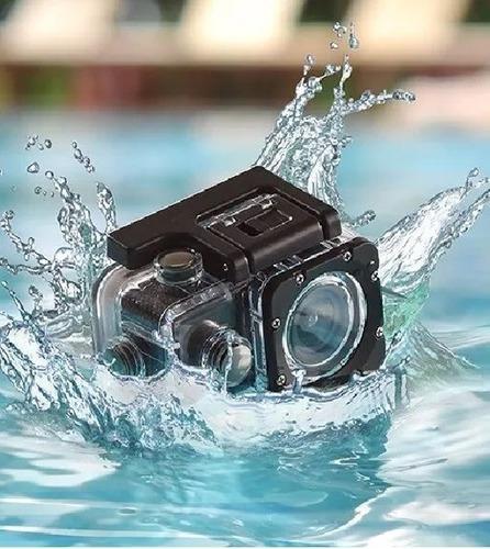 Camara Xtreme Sumergible 12 Mp / 1080 Full Hd Lcd 2 Pul