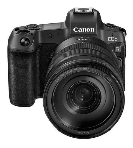 Canon Eos R Con Lente Rf 24-105mm