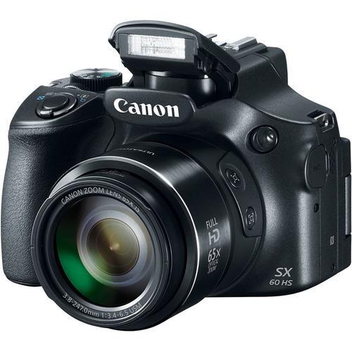 Canon Powershot Sx60 16 Cámara Digital De 1mp Lente Con Zoo