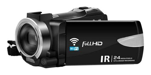 Cámara De Video,videocámara Full Hd 1080p Cámara Compacta