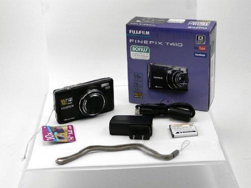 Cámara Digital Compacta Fujifilm Finepix T410 16 0 Mp