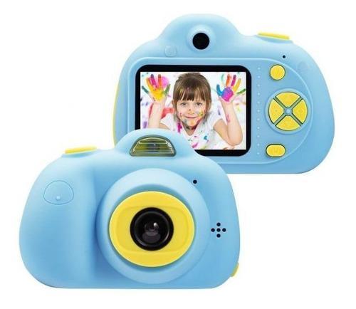 Cámara Digital K9 Niño Uso Rudo Hd 1080p Foto Video