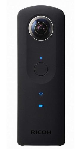 Cámara Digital Ricoh Theta S Black 360 Grados