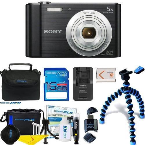Cámara Digital Sony Cyber ??shot Dsc W800 Oferta De Black E