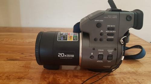 Cámara Digital Sony Mvc-fd95 Mavica 2.1mp Coleccionistas
