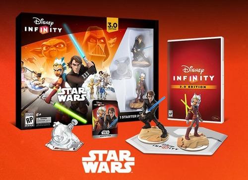 Disney Infinity 3.0 Star Wars Playstation 3, Wii U Xbox 360