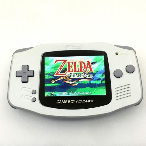 Gameboy Advance Backlight Mod Ips Retroiluminado