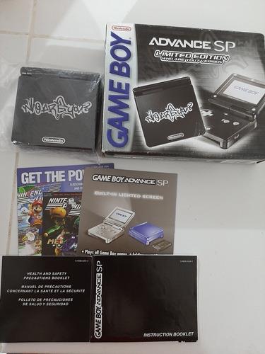 Gameboy Advance Sp Edicion Especial How Are You?