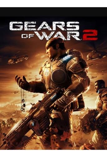Gears Of War 2 Xbox 360 Código Digital