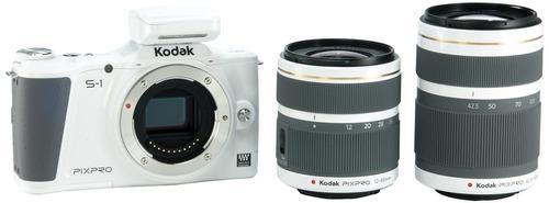 Kodak Pixpro S 1 Cámara Digital De Sistema Compacto Con 12