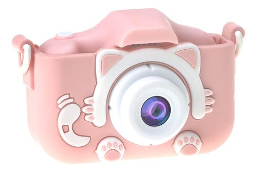 Mini Cámara Digital De Video 20mp 1080p Hd Para Niños
