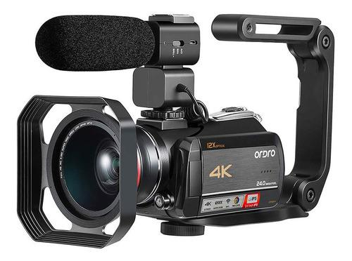 Ordro Ac5 4k Wifi Cámara De Video Digital Videocámara Dv
