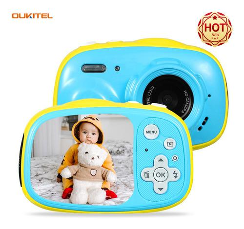 Oukitel Q1 Mini Cámara Digital Niños 5mp 2.0 Pulgadas