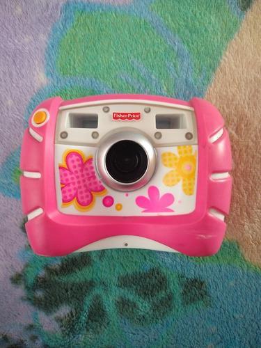 Pao.toys Fisher Price Kid Cámara Digital Resiste Caídas