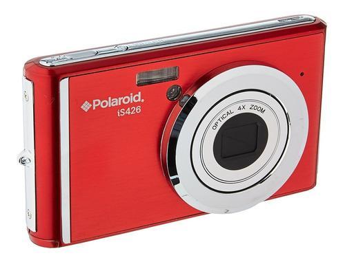 Polaroid 18 Cámara Digital De 0 Megapíxeles Estilo Rojo