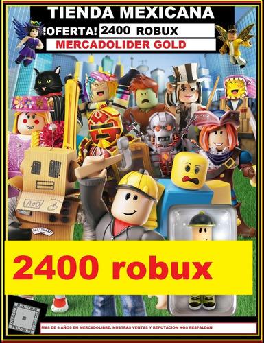Roblox Entrega Inmedita Mercdolider (tienda Mx)