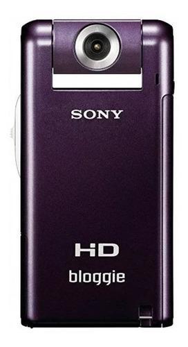 Sony Mhs-pm5 Bloggie Cámara De Vídeo Hd (color Negra)