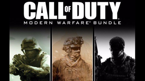 Trilogia Call Of Duty Modern Warfare Xbox 360 Licencias