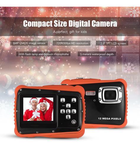 Videocámara De Cámara Digital De Tamaño Compacto 720p Hd
