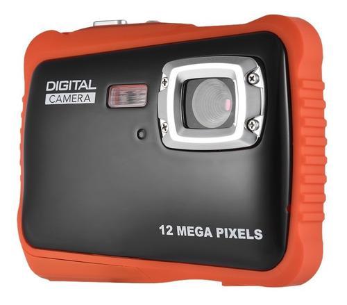 Videocmara De Cmara Digital Hd De Tama?o Preto