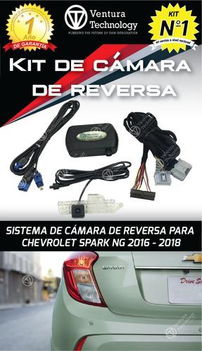 Cámara De Reversa Para Chevrolet Spark Ltz Ng