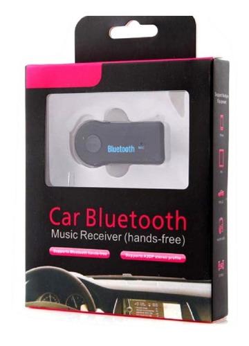 Dispositivo Bluetooth Con Manos Libres Cable Y Manual